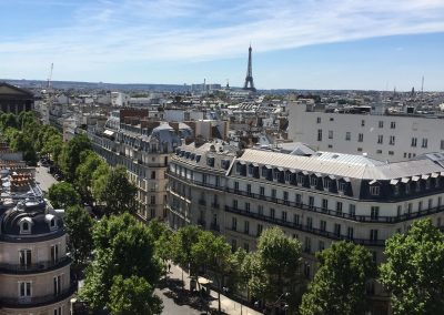 So many vistas in Paris, so little time.  We will make your time very special!
