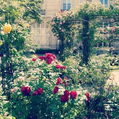 You can have these Hidden Paris Parks All to Yourself