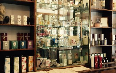 Scent and The City: An Exclusive Look Paris Parfumerie